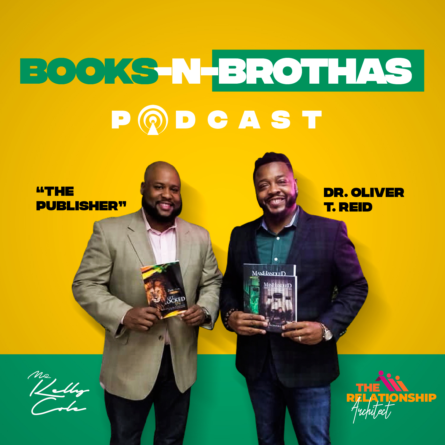 "Books-N-Brothas Podcast Ep 21 – ""Ideas Of Books You Can Create Fast"""