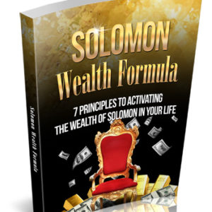 Solomon Wealth Formula